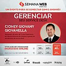 Semana Web 2015 - Palestra com Cioney Giovany Giovanella