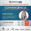 Semana Web 2015 - Palestra com Grasi Bastos