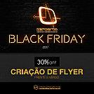 Black Friday 2017 na Agência - 30% de desconto para Flyer