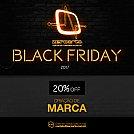 Black Friday 2017 na Agência - 20% de desconto para Marca