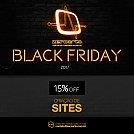 Black Friday 2017 na Agência - 15% de desconto para Sites
