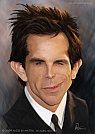 Ator Ben Stiller - por Nico Di Matia