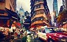 DeviantArt - HDR Lovers - Hong Kong Wan Chai market by ~Nujabes