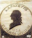 Selo Oficial da 11 ª Divisão, c. - E.H. Morrison - 1918