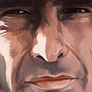 Juan Manuel Fangio - Arte Final, detalhes - Ilustração por Piotr Buczkowski