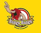 Logotipo - Bunga Bunga Pizzas e Lanches