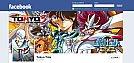 TimeLine da FanPage da Tokyo 3 Animes