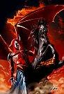 Force of Evil - Vingador o vilão por Alexandre Salles