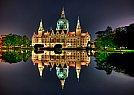 Hannover Rathaus - foto de Spreng Ben