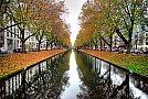 Autumn in the City (Düsseldorf) - foto de Hans van Reenen