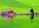 Lake Stryn, Norway - foto de Gerald Zinnecker