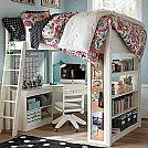 Soluções criativas para ganhar design e espaço em seus móveis - Quarto infantil