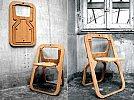 Soluções criativas para ganhar design e espaço em seus móveis - Cadeira retrátil plana