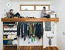 Soluções criativas para ganhar design e espaço em seus móveis - Quarto multi uso