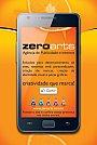 Flyer de divulgação da ZeroArts - Frente