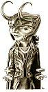 Trickster (Loki) por Tim Maclean
