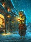 The Little Match Girl por Gediminas Pranckevicius