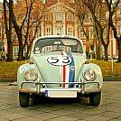 Fusca estilo Herbie por wojtar