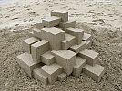 Castelos de areia por Calvin Seibert - 10