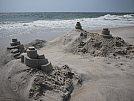 Castelos de areia por Calvin Seibert - 15