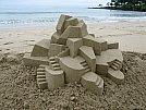 Castelos de areia por Calvin Seibert - 09