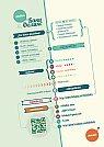 Modelos de currículos criativos usando infográficos - 07