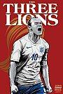 ESPN - Pôster da seleção da Inglaterra vetorial por Cristiano Siqueira - Copa do Mundo Fifa - Brasil 2014