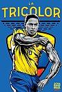 ESPN - Pôster da seleção do Equador vetorial por Cristiano Siqueira - Copa do Mundo Fifa - Brasil 2014
