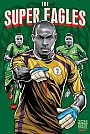 ESPN - Pôster da seleção da Nigéria vetorial por Cristiano Siqueira - Copa do Mundo Fifa - Brasil 2014