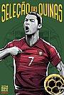 ESPN - Pôster da seleção de Portugal vetorial por Cristiano Siqueira - Copa do Mundo Fifa - Brasil 2014