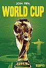ESPN - Pôster da Taça FIFA vetorial por Cristiano Siqueira - Copa do Mundo Fifa - Brasil 2014