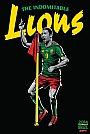 ESPN - Pôster da seleção de Camarões vetorial por Cristiano Siqueira - Copa do Mundo Fifa - Brasil 2014