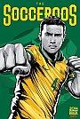ESPN - Pôster da seleção da Austrália vetorial por Cristiano Siqueira - Copa do Mundo Fifa - Brasil 2014