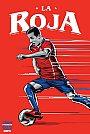 ESPN - Pôster da seleção do Chile vetorial por Cristiano Siqueira - Copa do Mundo Fifa - Brasil 2014