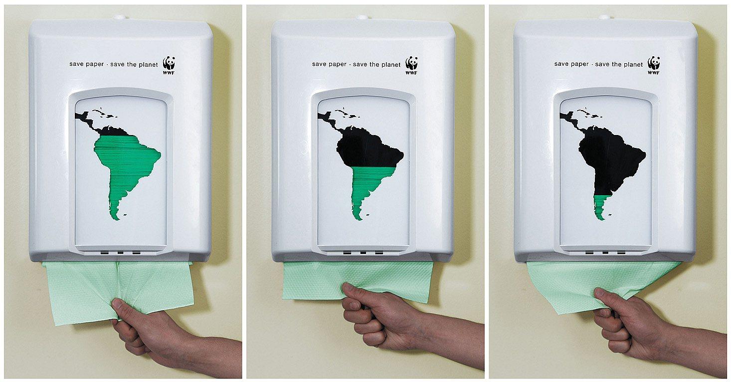Социальная реклама своими руками