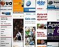 Portais de notícias no Brasil - Internet Archive - Cronologia de desenvolvimento de sites