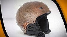 Criatividade em capacetes customizados