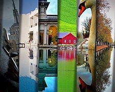 Fotos espetaculares de reflexos na água