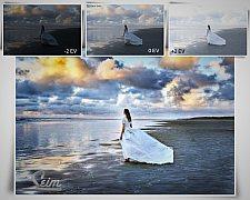 Fotos HDR, imagens espetaculares através de uma técnica de mistura de exposições de luz