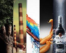 Inspiração #1 - 21 Anúncios publicitários criativos