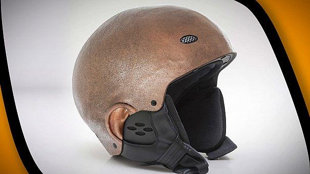 Jyo John Mulloor realizou um trabalho muito criativo para capacetes customizáveis