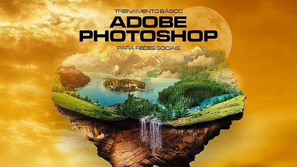 """Diego Tillmann, CEO da ZeroArts, ministra """"Treinamento básico de Adobe Photoshop para redes sociais"""""""