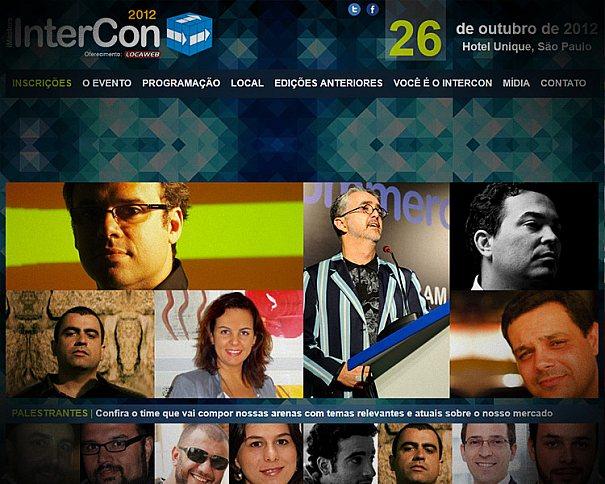 O grupo iMasters promove o interCon 2012 no próximo dia 26 de Outubro em São Paulo / SP