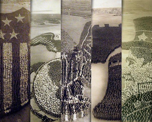 Galeria de fotos de Arthur S. Mole e John D. Thomas e outros