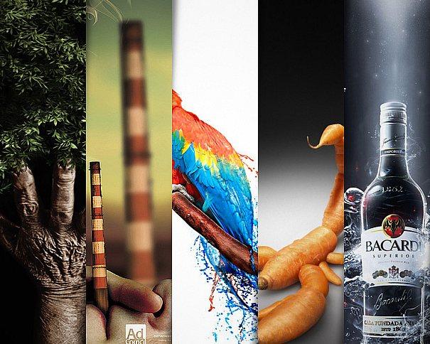 21 anúncios muito criativos para sua inspiração