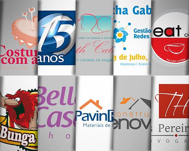Novos trabalhos para Branding e Criação de Logotipos entregues nos últimos meses