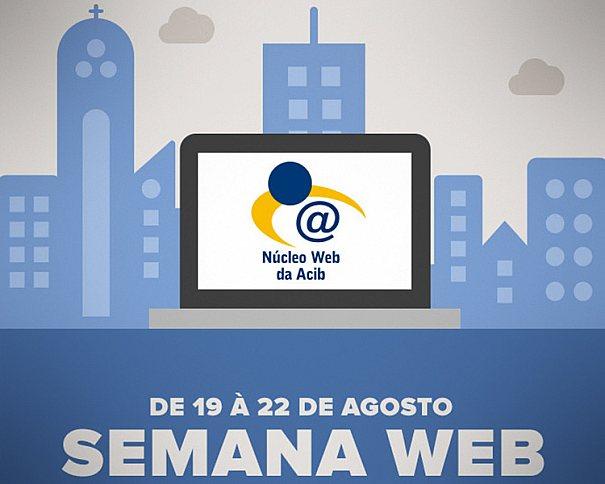 Núcleo de Web da Acib promove a primeira Semana Web em Blumenau, Santa Catarina